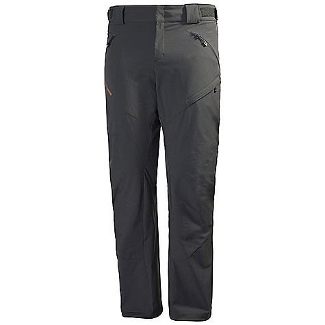 Free Shipping. Helly Hansen Men's Odin Guide Light Pant DECENT FEATURES of the Helly Hansen Men's Odin Guide Light Pant Highly breathable softshell Full stretch construction Clean Scandinavian design All zippered pockets Adjustable bottom leg Welded thigh pocket Adjustable waist Belt loops The SPECS Regular fit Weight: 470 g 94% Polyamide, 6% Spandex This product can only be shipped within the United States. Please don't hate us. - $159.95