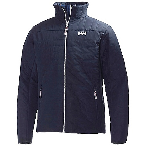 Free Shipping. Helly Hansen Men's Marstrand Jacket DECENT FEATURES of the Helly Hansen Men's Marstrand Jacket Nylon main fabric Water-resistant and windproof Fully insulated Warm Core by Prim aloft 40 gram Full front zip Zipped front pockets YKK zippers HH graphics HH logo on chest HH stripe detailing The SPECS Fitting: Regular 100% Polyester This product can only be shipped within the United States. Please don't hate us. - $179.95