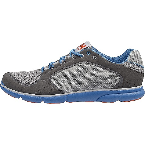 Free Shipping. Helly Hansen Men's Ahiga Shoe DECENT FEATURES of the Helly Hanson Men's Ahiga Shoe Upper: Synthetic/Mesh for support and breathability Siping Outsole: Helly Grip Breathable and quick-dry mesh Midsole: Moulded Premium EVA This product can only be shipped within the United States. Please don't hate us. - $89.95