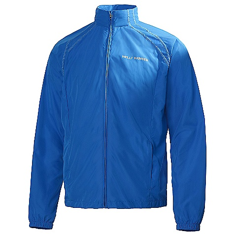 Free Shipping. Helly Hansen Men's Airfoil Jacket DECENT FEATURES of the Helly Hansen Men's Airfoil Jacket Microfiber fabric Zipped pocket Full CF zip Elastic cuffs Reflective trims UPF 30+ The SPECS Regular fit Weight: 210 g 100% Polyamide This product can only be shipped within the United States. Please don't hate us. - $89.95
