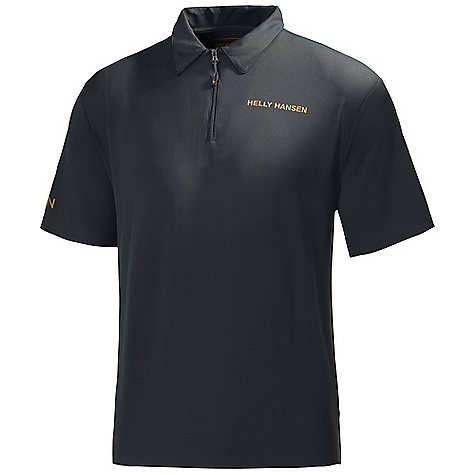 Free Shipping. Helly Hansen Men's Odin Polo DECENT FEATURES of the Helly Hansen Men's Odin Polo Quick dry fabric Polyamide Elasthan UPF 50+ Zipped neck opening Regular fit Helly Hansen logo on chest Odin logo on sleeve The SPECS Regular fit Fabric Weight: 179 g/m2 95% Polyamide, 5% Elastane This product can only be shipped within the United States. Please don't hate us. - $64.95