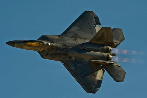 "Guns and Military ""It's not fair at all if you're the enemy, but we don't want it to be fair."" - U.S. Air Force Maj. Brock Lange, F-22 instructor pilot."