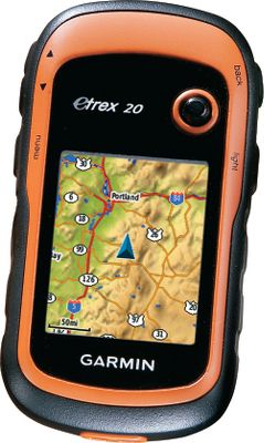 Camp and Hike Upgrades over the eTrex 10 include the 2.2 65Kcolor TFT display with 176x220-pixel resolution. Pre-loaded worldwide basemap supports Garmin custom maps and BirdsEye satellite imagery. Add optional mapping software via the micro-SD card slot. High-sensitivity, WAAS-enabled GPS receiver with HotFix quickly acquires satellite locations. Compatible with spine-mounted accessories. Connect to your computer with the USB interface. Powered by two AA batteries (not included) for up to 20 hours. Dimensions: 3.9H x 2.1W x 1.3D. Weight: 5 oz. - $179.88