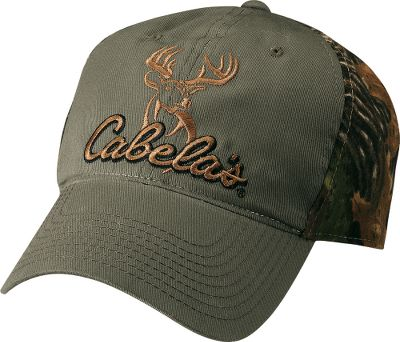 Hunting Great for in-field or everyday wear. Six-panel polyester/cotton. Imported. One size fits most.Color/Camo Pattern: Loden/Seclusion 3D .Available: Logo, Deer. - $1.88