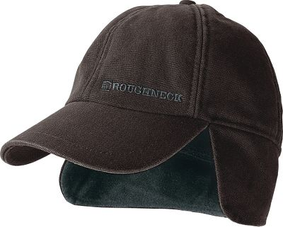 Stay warm on the job or in the field with this classic six-panel cap, complete with fold-down earflaps. Lined with thermosoft fleece for comfortable protection from the cold. Heavy washed for broken-in fit and feel. Hand wash cold. Imported. Sizes: Medium/Large, Large/XL. Colors: Roughneck Brown, Buffalo (not shown). Size: MEDIUM. Color: Roughneck Brown. Gender: Male. Age Group: Adult. Material: Fleece. - $9.99