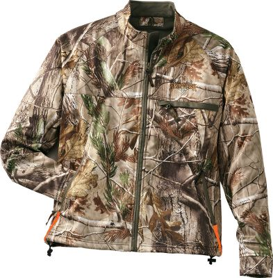 Hunting Lightweight and affordable, this Scent-Lok Mens Savanna Vigilante Jacket is loaded with scent-controlling, hunter-friendly features. Paneled shoulders and chest for a more roomy fit and all-day wearability. Two-way-stretch fabric doesnt restrict movement. Carbon Alloy technology adsorbs a wide range of odors, making this early-season favorite perform even better. Zippered chest and side pockets for carrying essentials. Drawcord waist prevents drafts and locks in scent. Imported. Sizes: M-2XL. Camo patterns: Mossy Oak Break-Up Infinity, Realtree XTRA, Realtree MAX-1. Size: Medium. Color: Mo Break-Up Infinity. Gender: Male. Age Group: Adult. Type: Jackets. - $99.99