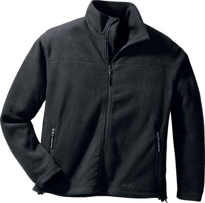 Entertainment Our classic Mens Sanke River Fleece Jacket is constructed of ultrasoft, machine-washable polyester Polarfleece fleece that delivers maximum warmth without the bulk. Zipper extends all the way up the stand-up collar to seal in warmth. Interior chin guard with fold-over zipper garage. Zip-up handwarmer pockets. Cord lock at the hem. Embroidered Cabelas logo. Imported. Sizes: S-3XL. Colors: Timberwolf Grey, Desert, Laurel Green, Mariner Blue, Black, Navy, Blue Marlin, Taupe Grey/Timberwolf, Light Brown. Size: Small. Color: Laurel Green. Gender: Male. Age Group: Adult. Pattern: Embroidered. Material: Fleece. Type: Jackets. - $14.88