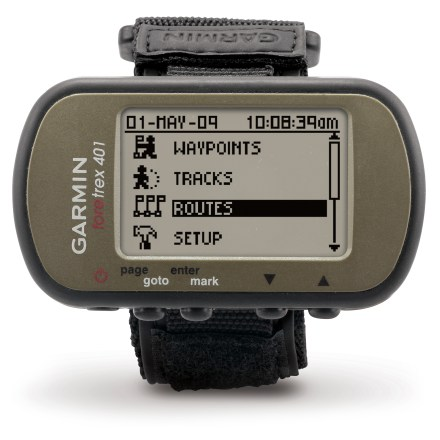 Camp and Hike With a powerful high-sensitivity receiver, compass, altimeter and a smaller design than its predecessor, this wrist-top GPS is ideal for hands-free, quick-access navigation. - $179.95