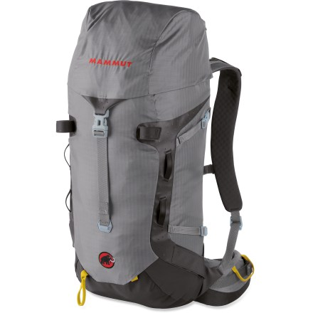 Climbing Perfect for mountaineering, the Mammut Trion Light 40 pack is a clean, lean top-loader with a waterproof lid. Strip it down to an ultralight weight and still enjoy impressive comfort and performance. - $89.93