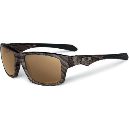 Entertainment The Oakley Jupiter Squared polarized sunglasses resist flash and show to bring you an original and solid pair of shades with the optical precision and performance you expect. - $180.00