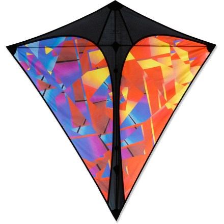 Camp and Hike Taking a kite with you on all your adventures just got easier--and lighter--thanks to the Stowaway Diamond! - $25.93