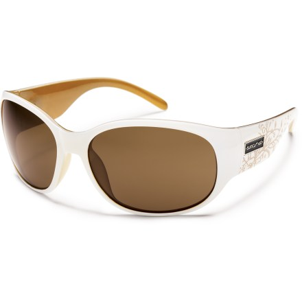 Entertainment The SunCloud Carousel polarized sunglasses offer unbeatable sun protection and provide relief to your eyes. - $34.83