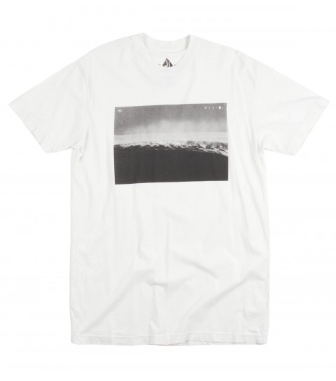 Surf O'Neill Lip Service Tee.  100% Cotton.  Screenprint. - $17.99