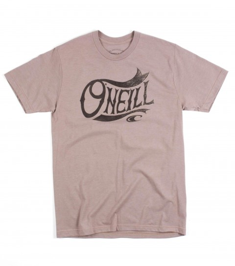 Surf O'Neill Las Olas Tee.  50% Cotton / 50% Poly.  Screenprint. - $17.99