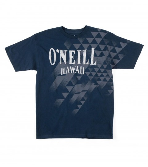 Surf O'Neill Makai Tee.  100% Cotton.  Screenprint. - $16.99