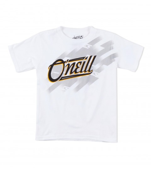 Surf O'Neill Kids Outfield Tee.  100% Cotton.  Screenprint. - $16.00