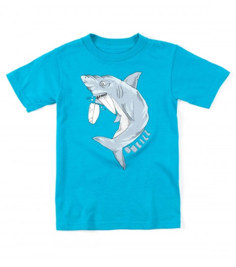 Surf O'Neill Kids Whitey Tee.  100% Cotton.  Screenprint. - $16.00