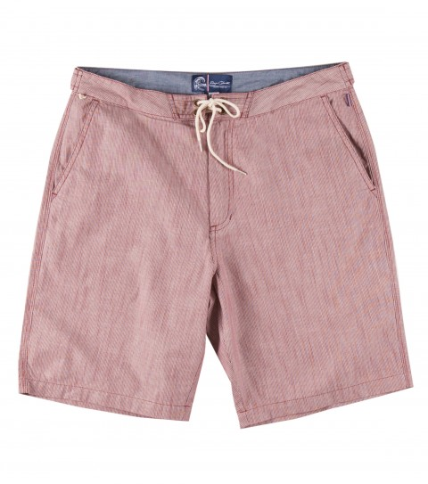 "Surf Jack O'Neill Coleman Shorts.  100% Cotton yarn dye chambray short. Drawcord waistband closure and subtle vertical stripe give the perfect blend of comfort and style. Heavy launder for instant comfort. 20"" outseam. - $31.99"
