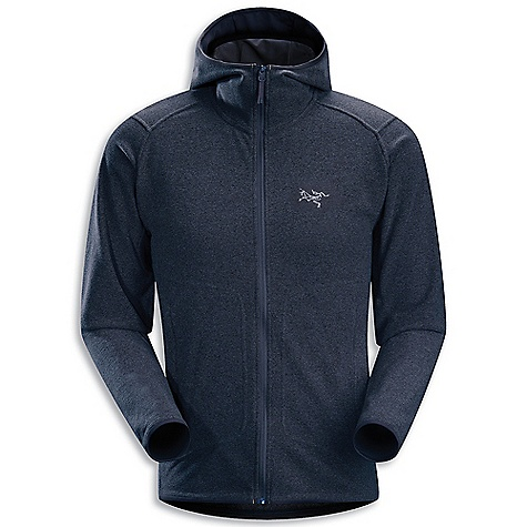 Free Shipping. Arcteryx Men's Caliber Hoody DECENT FEATURES of the Arcteryx Men's Caliber Hoody Thermal quick-dry fleece with visual interest Spacious, lined hood and gently articulated sleeves Two discreet hand pockets Casual styling and understated branding We are not able to ship Arcteryx products outside the US because of that other thing. We are not able to ship Arcteryx products outside the US because of that other thing. We are not able to ship Arcteryx products outside the US because of that other thing. The SPECS Fit: Relaxed Weight: M: 16.8 oz / 476 g Polartec Micro Marled Fleece - 100% polyester This product can only be shipped within the United States. Please don't hate us. - $158.95