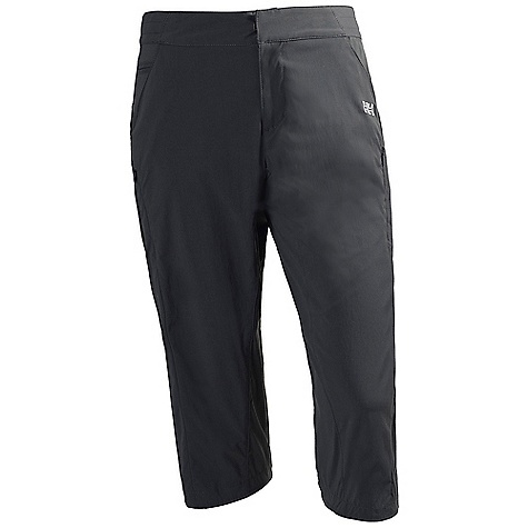 Free Shipping. Helly Hansen Women's Symphony Capri DECENT FEATURES of the Helly Hansen Women's Symphony Capri Quick dry fabric Polyamide Elastane Stretch fabric UPF 30+ Regular fit The SPECS Regular fit 96% Polyamide, 4% Elastane This product can only be shipped within the United States. Please don't hate us. - $84.95