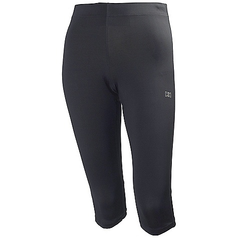 Camp and Hike Free Shipping. Helly Hansen Women's Trail 3-4 Tights DECENT FEATURES of the Helly Hansen Women's Trail 3/4 Tights Stretch Polyester fabric Strategically placed seams for support and comfort The SPECS Weight: 320 gram 83% Polyester, 17% Elastane This product can only be shipped within the United States. Please don't hate us. - $54.95