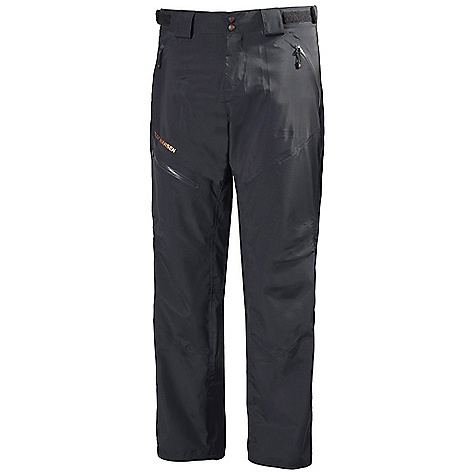 Free Shipping. Helly Hansen Men's Odin Traverse Pant DECENT FEATURES of the Helly Hansen Men's Odin Traverse Pant Helly Tech Professional Minimal construction 3/4 WR side zips Water resistant Ykk Aquaguard zip pockets Elastic in waist Belt loops Bottom hem adjustment The SPECS Regular fit Weight: 460 g 100% Polyamide This product can only be shipped within the United States. Please don't hate us. - $199.95