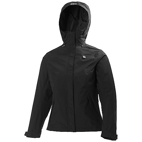 Free Shipping. Helly Hansen Women's Vancouver Jacket DECENT FEATURES of the Helly Hansen Women's Vancouver Jacket Helly Tech Performance 2ply construction Quick-dry mesh liner Front storm flap YKK front zipper Full time hood One hand hood adjustments YKK zipped hand pockets Adjustable cuffs Bottom hem Cinch cord Anti-chafe chin guard DWR Treatment A great classic Helly Hansen outdoor rain jacket The SPECS Fitting: Regular Weight: 80 gram 100% Polyamide This product can only be shipped within the United States. Please don't hate us. - $119.95