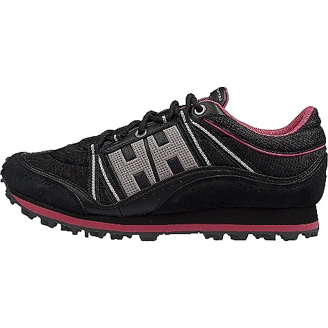 Camp and Hike Free Shipping. Helly Hansen Women's Trail Cutter 5 Shoe DECENT FEATURES of the Helly Hason Women's Trail Cutter 5 Shoe Upper: Combination of protective synthetic and breathable mesh Supportive webbing/lace system Midsole: EVA Outsole: Helly Grip Supportive, Injected QTR logo Helly Wear This product can only be shipped within the United States. Please don't hate us. - $89.95