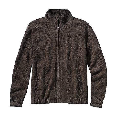 On Sale. Free Shipping. Patagonia Men's Lambswool Cardigan DECENT FEATURES of the Patagonia Men's Lambswool Cardigan Soft lambswool blended with durable nylon to maintain shape Full-zip cardigan sweater with stand-up collar; welted zipper; rib-knit cuffs, collar and hem Pockets: Two angled drop-in handwarmers Heathered colors Tonal color accents on collar, cuff and hem Regular fit The SPECS Weight: 23.4 oz / 663 g Fabric: 5-gauge 80% lambswool/20% nylon This product can only be shipped within the United States. Please don't hate us. - $89.99