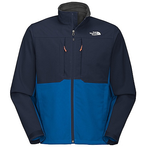 On Sale. Free Shipping. The North Face Men's PCT Jacket DECENT FEATURES of The North Face Men's PCT Jacket Standard fit TNF Apex Universal fabric wind permeability rated at 5-10 CFM Brushed chin guard Two Napoleon chest pockets Two hand pockets Hem cinch-cord Imported The SPECS Average Weight: 17.06 oz / 498.9 g Center Back Length: 27in. 75D 226 g/m2 (6.6 oz/yd2) 100% polyester TNF Apex Universal with four-way stretch This product can only be shipped within the United States. Please don't hate us. - $89.99