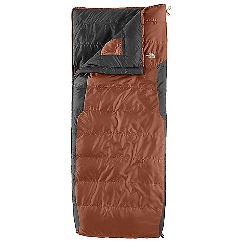 Camp and Hike Free Shipping. The North Face Dolomite 2S 40 Degree Sleeping Bag DECENT FEATURES of The North Face Dolomite 2S 40 Degree Sleeping Bag Heatseeker synthetic insulation Soft ripstop polyester shell Internal watch pocket Screen-printed stuffsack The SPECS Temperature Rating: 40deg F / 4deg C Stuffsack Size: 9 x 16in. / 23 x 41 cm Fill: Heatseeker Shape: Rectangular The SPECS for Regular Total Weight: 2 lbs 11 oz / 1205 g Fill Weight: 1 lb 2 oz / 520 g Compressed Size: 892 cubic inches / 14.6 liter The SPECS for Long Total Weight: 2 lbs 13 oz / 1285 g Fill Weight: 1 lb 4 oz / 560 g Compressed Size: 953 cubic inches / 15.6 liter This product can only be shipped within the United States. Please don't hate us. - $88.95