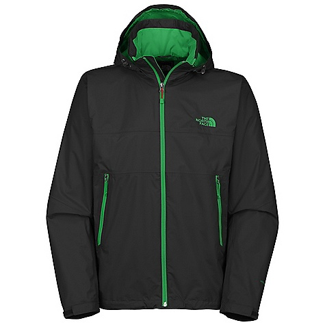 On Sale. Free Shipping. The North Face Men's Cordellette Jacket DECENT FEATURES of The North Face Men's Cordellette Jacket Standard fit Waterproof, breathable, seam sealed Attached, adjustable, stow able drop hood Brushed chin guard Two hand pockets Self fabric cuff tabs Hem cinch-cord The SPECS Source: Imported Average Weight: 12.3 oz / 418 g Center Back: 28.5in. Fabric: 40D 88 g/m2 (2.6 oz/yd2) 100% nylon HyVent 2L This product can only be shipped within the United States. Please don't hate us. - $69.99