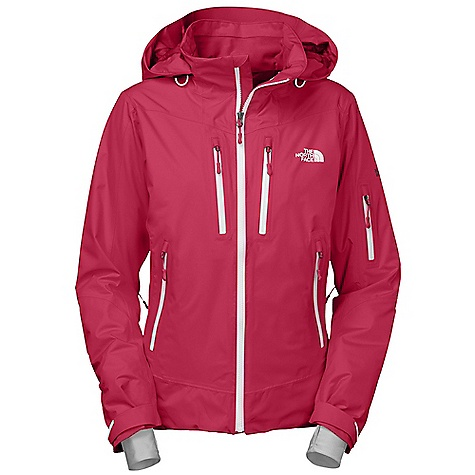 Snowboard Free Shipping. The North Face Women's Kannon Insulated Jacket DECENT FEATURES of The North Face Women's Kannon Insulated Jacket Waterproof, breathable, fully seam sealed Recco avalanche rescue reflector Helmet-compatible drop hood VISLON CF zip Polyurethane (PU) core vents Polyurethane (PU) zip hand warmer pockets Polyurethane (PU) bicep utility pocket with goggle cloth Internal media security pocket Internal utility pocket Powder skirt Pant-a-locks Adjustable cuff tabs The SPECS Average Weight: 28.92 oz / 820 g Center Back Length: 27in. Body: 50D 119 g/m2-100% polyester 2.5L HyVent with Flash Dry laminate ripstop weave Insulation: 80 g Flash Dry fiber This product can only be shipped within the United States. Please don't hate us. - $399.00
