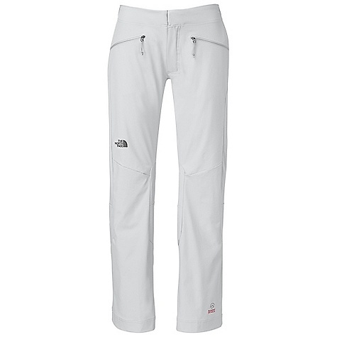Climbing Free Shipping. The North Face Women's Satellite Pant DECENT FEATURES of The North Face Women's Satellite Pant Stretch woven nylon fabric breathes well, reduces bulk and resists abrasion Super-low-profile waist construction Anatomical lumbar fit is harness and pack-belt friendly Dual zippered hand pockets Summit Series Verto Climb Collection has a climbing-specific fit designed for vertical movement Summit Series Collection is harness and pack-compatible Imported The SPECS Average Weight: 14.8 oz / 420 g Inseam: regular 196 g/m2 TNF Apex Aerobic-91% nylon, 9% elastane double weave with DWR This product can only be shipped within the United States. Please don't hate us. - $129.95