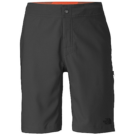Surf Free Shipping. The North Face Men's Pacific Creek Boardshort DECENT FEATURES of The North Face Men's Pacific Creek Boardshort Quick-drying durable performance polyester Four-way stretch back panel for range of motion Snap closure at waist and Velcro on fly Hand pockets for multi-use appeal Crotch gusset Secure-zip pocket with drain hole and key loop Relaxed fit Ultraviolet Protection Factor (UPF) 50 The SPECS Average Weight: 7 oz / 200 g Inseam: regular: 10in. 75D 176 g/m2 (6.2 oz/yd2) 100% polyester This product can only be shipped within the United States. Please don't hate us. - $49.95