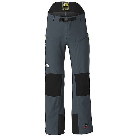 Free Shipping. The North Face Men's Meteor Pant DECENT FEATURES of The North Face Men's Meteor Pant Pertex Equilibrium fabric manages moisture-inside and out-with wicking fabric construction and enhanced DWR Stretch woven thigh and lower leg panels breathe well and reduce bulk Super-low-profile waist construction with belt loops Anatomical lumbar fit is harness and pack-belt friendly Dual zippered thigh pockets and zippered back pocket Zippered cuff with lightweight kick patch Imported The SPECS Average Weight: 1 lb 3 oz / 530 g Inseam: regular 196 g/m2 TNF Apex Aerobic-91% nylon, 9% elastane double weave with DWR 70D x 40D 200 g/m2 Pertex Equilibrium with DWR-68% nylon, 20% polyester, 12% elastane double weave This product can only be shipped within the United States. Please don't hate us. - $148.95