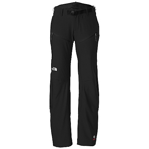 Free Shipping. The North Face Women's Meteor Pant DECENT FEATURES of The North Face Women's Meteor Pant Pertex Equilibrium fabric manages moisture-inside and out-with wicking fabric construction and enhanced DWR Stretch woven thigh and lower leg panels breathe well and reduce bulk Super-low-profile waist construction with belt loops Anatomical lumbar fit is harness and pack-belt friendly Dual zippered thigh pockets and zippered back pocket Zippered cuff with lightweight kickpatch Is harness and pack-compatible Imported The SPECS Average Weight: 15.1 oz / 430 g Inseam: regular 196 g/m2 TNF Apex Aerobic-91% nylon 9% elastane double weave with DWR 70D x 40D 200 g/m2 Pertex Equilibrium with DWR-68% nylon, 20% polyester 12% elastane double weave This product can only be shipped within the United States. Please don't hate us. - $148.95