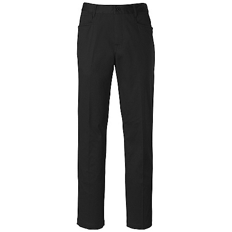 Free Shipping. The North Face Men's Lombard Pant DECENT FEATURES of The North Face Men's Lombard Pant Dual secure back stash pockets 3M Reflective roll-up leg/ankle U-lock belt holster 3M Reflective elements on rear pockets Imported The SPECS Average Weight: 15.52 oz / 440 g Inseam: regular: 32in. 220 g/m2 (6.48 oz/yd2) 97% cotton, 3% elastane stretch twill This product can only be shipped within the United States. Please don't hate us. - $89.95