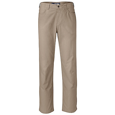 Free Shipping. The North Face Men's Ackerson Pant DECENT FEATURES of The North Face Men's Ackerson Pant Scoop hand pockets Shank center front closure with zip-front fly Triple-needle stitching at critical seams Welt pockets at rear Chambray curtain binding finish inside waistband Woven label at inside waistband Logo clip label at rear pocket The SPECS Average Weight: 17 oz / 480 g Inseam: short: 30in., regular: 32in., long: 34in. Body: 244 g/m2 (7.2 oz/yd2) 98% cotton, 2% elastane brushed reverse cut twill Finish: Enzyme washed, chalk sprayed This product can only be shipped within the United States. Please don't hate us. - $64.95