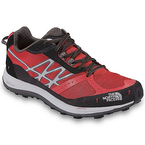 Free Shipping. The North Face Men's Ultra Guide Shoe DECENT FEATURES of The North Face Men's Ultra Guide Shoe Upper: Tongue scree collar Abrasion-resistant, tight-weave mesh TPU-welded midfoot support C-Delta metatarsal fit system Perforated EVA Northotic footbed Dual-injection-molded Eva Cradle Guide midsole platform 16 mm/8 mm heel/forefoot heights TPU Snake Plate forefoot protection UltrATAC rubber outsole The SPECS Approx Weight: 1/2 pair: 9.6 oz / 272 g, pair: 1 lb 3 oz / 544 g This product can only be shipped within the United States. Please don't hate us. - $109.95