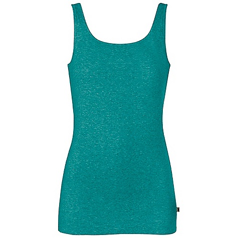 Fitness The North Face Women's Talimena Cami DECENT FEATURES of The North Face Women's Talimena Cami Scoop-neck Slim fit Self fabric shelf bra Logo swing label at hip The SPECS Average Weight: 5 oz / 130 g Center Back Length: 26in. Body: 135 g/m2 52% cotton, 43% modal, 5% elastane jersey Finish: Garment washed This product can only be shipped within the United States. Please don't hate us. - $29.95