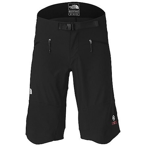 Free Shipping. The North Face Men's Meteor Short DECENT FEATURES of The North Face Men's Meteor Short Stretch woven thigh panels breathe well and reduce bulk Super-low-profile waist construction Anatomical lumbar fit is harness and pack-belt friendly Dual zippered hand pockets and zippered back pocket Is harness and pack-compatible Imported The SPECS Average Weight: 12.5 oz / 350 g Inseam: 13in. 196 g/m2 TNF Apex Aerobic-91% nylon 9% elastane double weave with DWR 70D x 40D 200 g/m2 Pertex Equilibrium with DWR-68% nylon 20% polyester, 12% elastane double weave This product can only be shipped within the United States. Please don't hate us. - $119.95