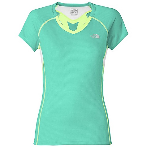 Free Shipping. The North Face Women's Better Than Naked S-S Top DECENT FEATURES of The North Face Women's Better Than Naked Short Sleeve Top Fully breathable wicking fabric with engineered physiologic ventilation Two-color burn-out Reflective logo The SPECS Center Back Length: 24.5in. Body: 90 g/m2 100% polyester with Flash Dry Panel: 110 g/m2 89% polyester, 11% elastane 140 g/m2 83% polyester, 17% viscose This product can only be shipped within the United States. Please don't hate us. - $49.95