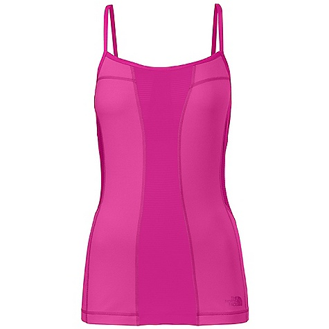 Fitness Free Shipping. The North Face Women's Shavasana Cami DECENT FEATURES of The North Face Women's Shavasana Cami Body-mapped ventilation Internal shelf bra Modesty paneling Imported The SPECS Center Back Length: 19.5in. Body: 237 g/m2 92% SUPPLEX nylon, 8% elastane jersey Panel: 140 g/m2 90% polyester, 10% elastane mesh This product can only be shipped within the United States. Please don't hate us. - $59.95
