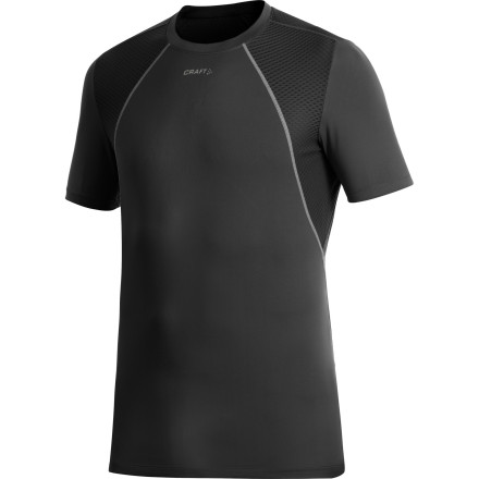Fitness It seems counter-intuitive to layer for hot rides, but having an additional super-light layer like the Craft COOL Concept Piece pulling moisture from between your skin and your sweat-soaked jersey is crucial to staying cool on the longest climbs. - $24.98