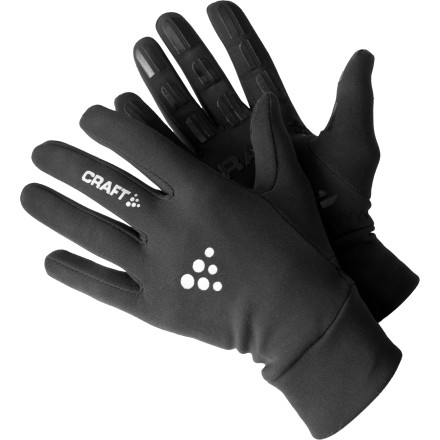 Fitness Commuting, training, or CX racing, the Craft Thermal Multi Grip Glove offers the warmth, comfort, and dexterity to spend cold days spinning pedals. - $19.95