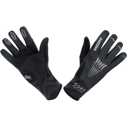 Fitness When the weather cools down, gloves become bulky and dexterity takes a back seat to warmth. Gore Bike Wear, however has the innovative materials and know-how to put an end to this inverse relationship. The Xenon 2.0 SO Gloves use a smart mix of WindStopper and polyester to offer winter cyclists an unobtrusive, snug fit for cold winter rides. The Xenon 2.0 SO Gloves feature a WindStopper membrane along the back of the hand and fingers to keep cold air from penetrating and negativity affecting braking or shifting performance. At the palm, a low-profile gel pad offers vibration reduction for reduced fatigue, without taking away from the connection to the bicycle. Gore also added strengthening and reinforcement between the thumb and forefinger that not only enhances durability, but grip as well. The Xenon's fingertips receive silicone grippers to ensure brake and shift levers are positively engaged even when wet. And the backside of the fingers get a reflective treatment for added low-light safety. The Xenon 2.0 SO Gloves come in Small through XXX-Large sizes and two colors; Black and Black/White. - $55.96