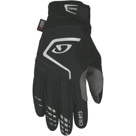 Fitness The long-fingered and super-warm Giro Ambient 2 Cycling Glove protects your hands from cold, damp weather, while enhancing your grip and comfort. - $39.96