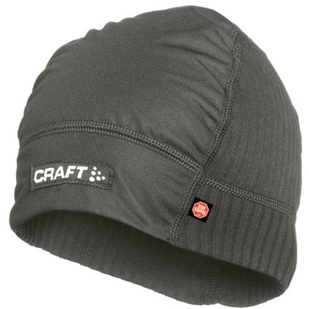 Fitness Train long after the winter sun has evaporated into the horizon with the Craft Active WindStopper Skull Hat. The hat combines the winter-proven, Windstopper fabric with a comfortable polyester backing to prevent the frigid winds from penetrating your skull and freezing your last interval of the evening. - $34.95