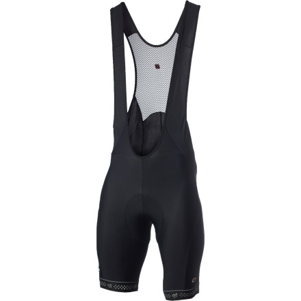 Fitness Just because the Contour Plus Bib Shorts are no longer at the top of the De Marchi bib heap, that doesn't mean that they aren't still just about the best bib shorts you could ever expect to wear. If you are looking for long-term comfort and Italian styling at a great price, then these will be your bibs of choice.De Marchi uses their pro-grade extra stretch Lycra fabric with high elastane content to deliver a compressive fit. Key muscle zones like the quads and glutes get a generous amount of compression while the areas around the genitals and the cuffs have more of a tender hold. Being overly compressed can be just as bad as feeling like we're flopping around inside our shorts, so you'll be extremely happy during the beginning, middle and end of a four hour ride that De Marchi has taken the trouble to design a short that is intended to move with your natural anatomy. In the bib, the inelastic mesh at the back it in place while providing essential ventilation. For the insert, De Marchi has relied on its proprietary Contour C12 chamois. Long a comfort reference for cyclists, this pad makes use of De Marchi's unique half-moon shape that allows for a special channel through the center of the pad that suspends the prostate rather than compress it. The design has been streamlined so that the pad is even less obtrusive around the genital area. The midsection of the pad uses a high density polyurethane foam to cushion and support the soft tissues around the prostate. And for the area that cushions the ischiatic bone, De Marchi incorporates their super-high density foam that's vented so air can easily and keep that typically moist area drier. Silver threads are also woven into the pad fabric to keep bacteria to a minimum and reduce fatiguing static. The De Marchi Contour Plus Bib Short come in three colors: Black, Black/Titanium and Black/White. They are available in sizes Small through XXX-Large. - $99.98